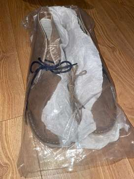 Suede Vellies