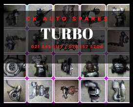 Turbo for sale for most vehicles make and models.