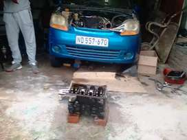 Vehicle repairs and services
