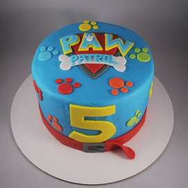 Celebration Cakes available on order