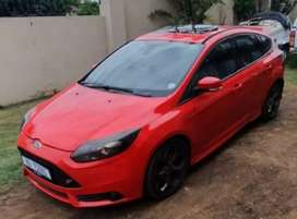 Ford Focus ST3 2013