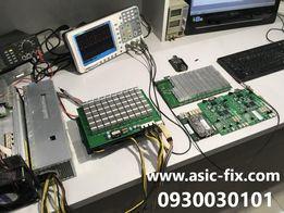 Ремонт Asic Antminer Bitmain S9, L3+, A3, T9, D3, E3, Z9