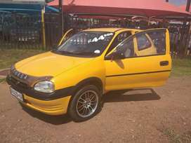 Opel Corsa. 1998 Model with sound