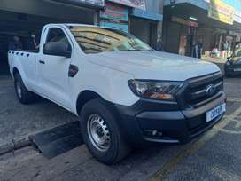2016 FORD RANGER S/C 2.2 6 SPEED WITH 58000KM