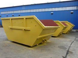 Wywóz gruzu, odpadów budowlanych, śmieci, kontenery na śmieci, TANIO