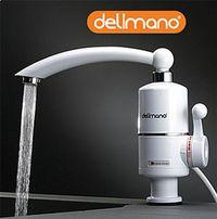 Проточный водонагреватель Delimano кран мини бойлер нагреватель