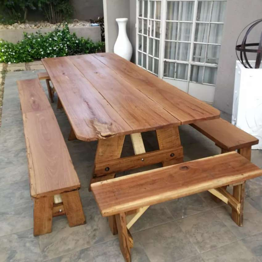 Wooden tables 0