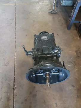 GEARBOX ZF S6-65 COMPLETE