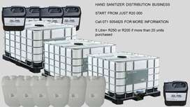 Distribution Business from R20 000