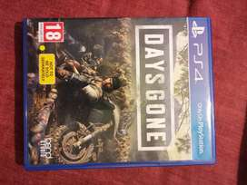 Days gone ps4 game for sale