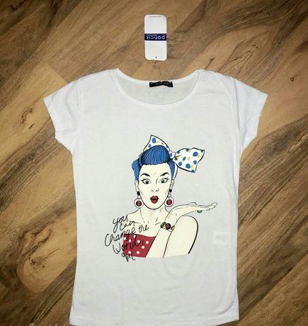 Женская футболка хлопок размер 42. 44. Херсон - изображение 2