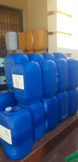 Water storage drums