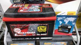 Akumulator ZAP AGM EXPEDITION Vw Skoda Seat Audi Bmw 70Ah 640A Start