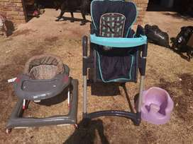 Various baby stuff for sale