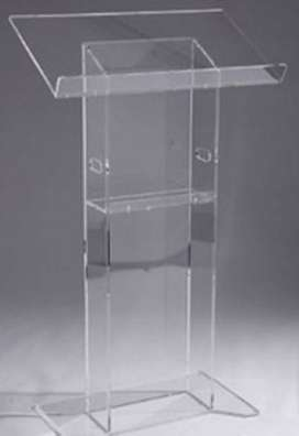 Lovely Online Clear Acrylic Pulpit Designs
