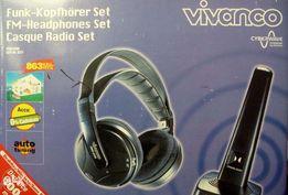 Słuchawki bezprzewodowe Vivanco FHM 8180