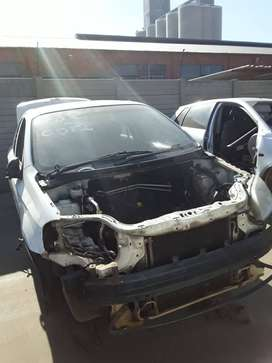Chevrolet Aveo 1.6 stripping for spares