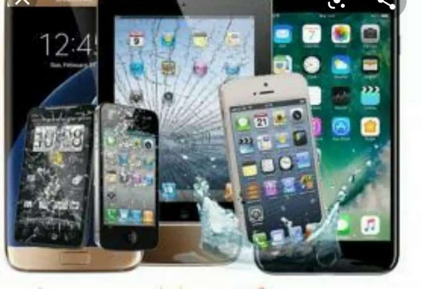 We fix all phones and tablets 0