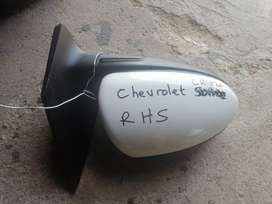 Right side electric mirror for Chevrolet cruze