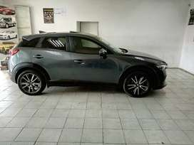 GREY MAZDA CX-3 AUTO 2.0 SUV