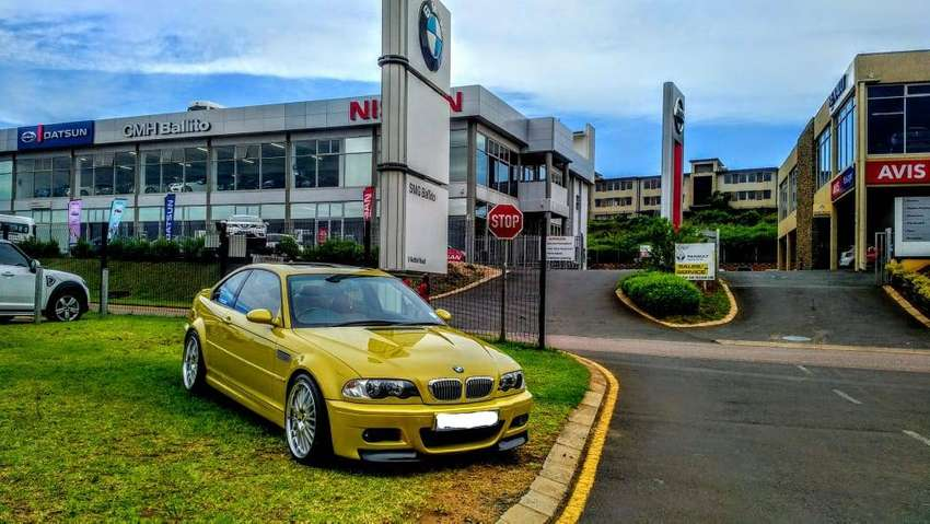 2003 BMW E46 M3 with very low mileage 0