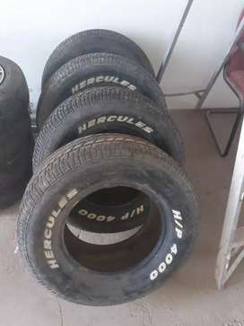 Tyres 15inch