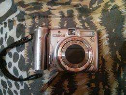 Продам фотоаппарат Canon powershot 720