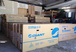 Kartony rowerowe karton rowerowy wysyłka