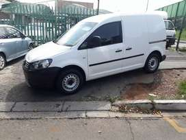 2015 Volkswagen  Caddy, 89,000km, manual