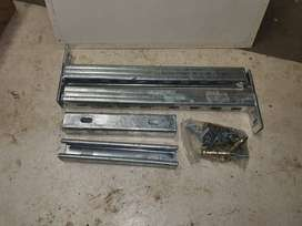 450mm Aircon Bracket Set