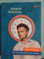 """Szymon Hołownia """" Last minute 24h chrześcijaństwa na świecie"""""""