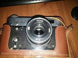 Фотоапарат ФЭД 3