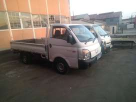 2 bakkies for sale for 155k Negotiable