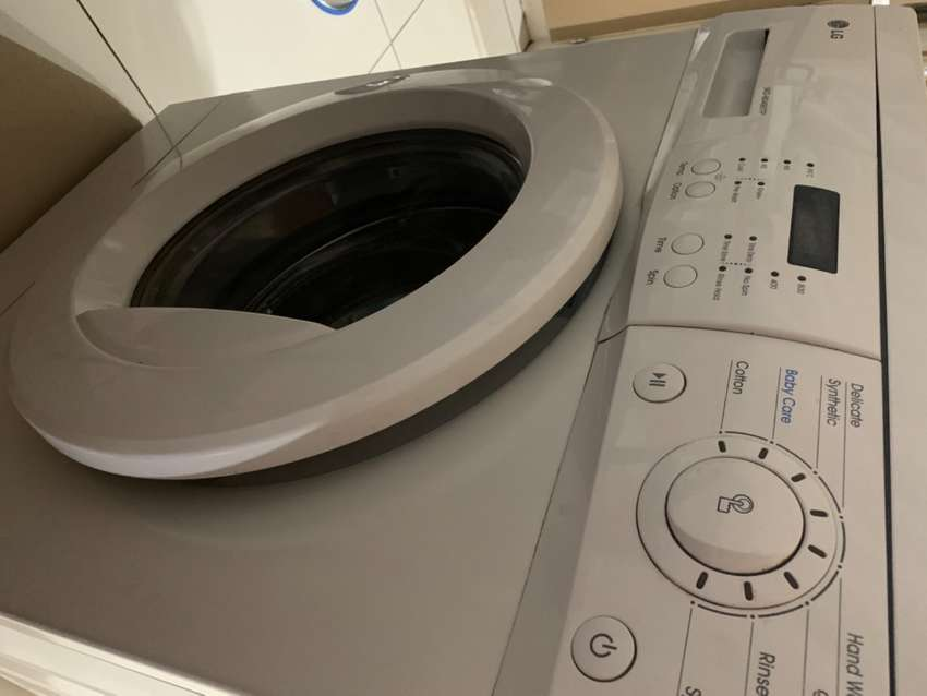 Washing Machine (the Spin cycle is not working)