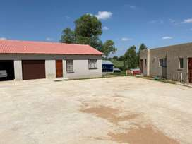 2 bedroom house with double garage for rent in Farmall AH