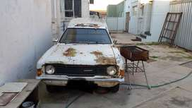 ford courtina 1600 engine and gearbox complete