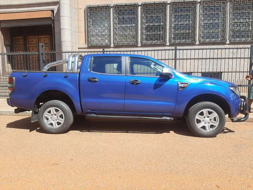 2013 Ford Ranger 2.2 6 Speed