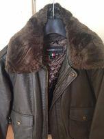 Кожанная куртка Италия на мальчика р116-128