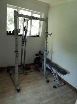 TROJAN MYSPACEMY TIME ALL IN ONE GYM