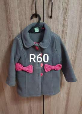 Toddler's jackets