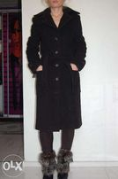 Кашемировое пальто новое!