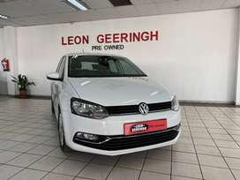 2015 Volkswagen Polo TDi Highline