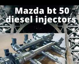 Mazda Bt50 Injectors available