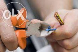 Электрик. Вызов электрика. Электрификация жилых и нежилих объектов