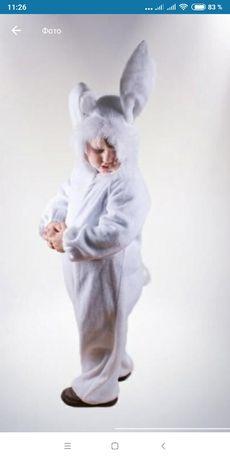 Карнавальный костюм зайчика, зайца Логачевка - изображение 3