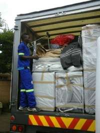 Image of household removal/office furniture removal short and long distance