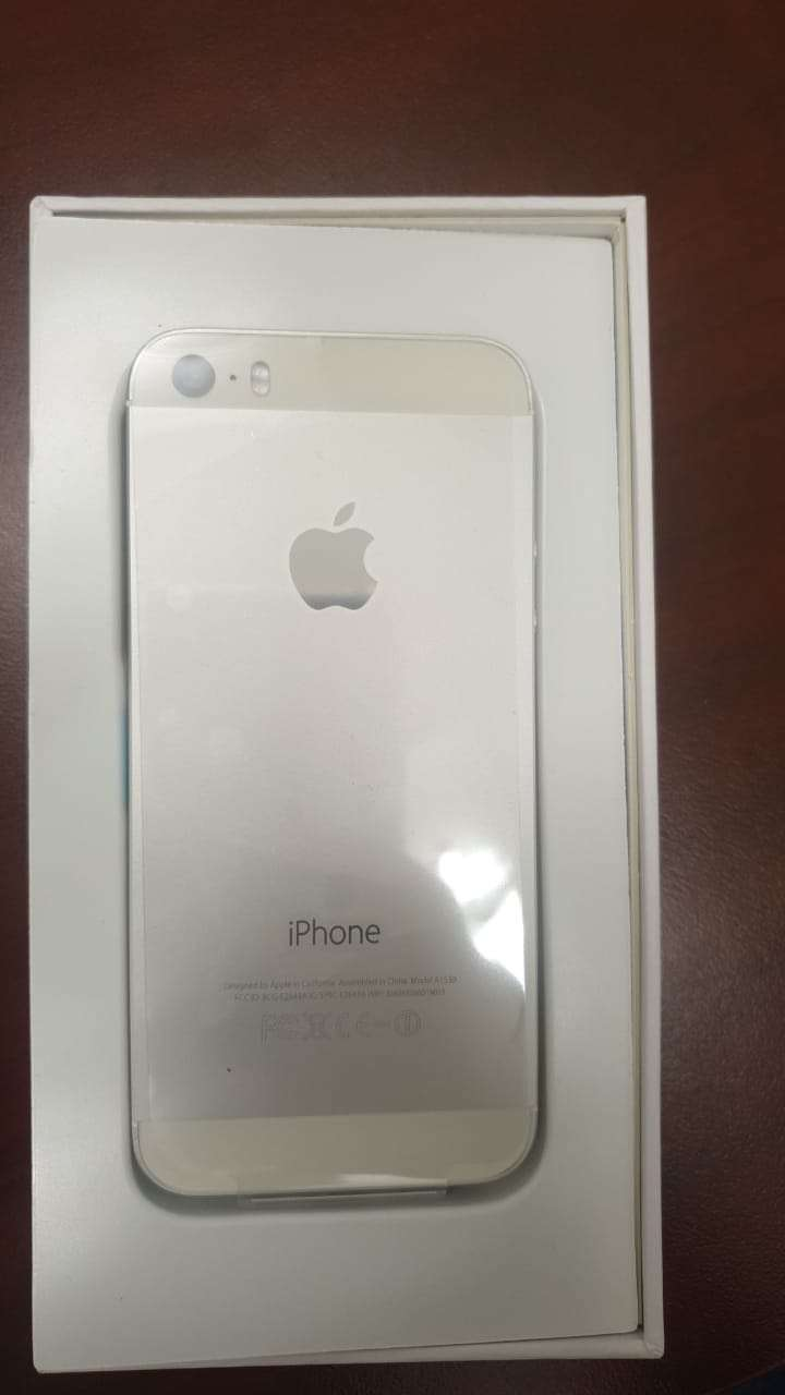 Apple iPhone 5s 16GB As New incl box and all accessories 0