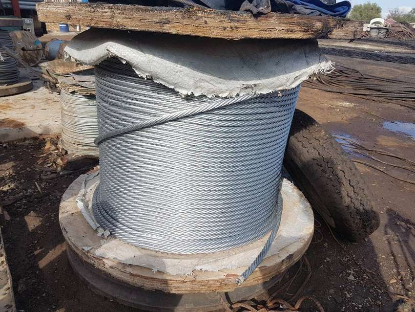 Steel wire ropes/cables and cable slings 0