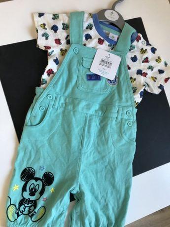 Komplet dla chłopczyka 86 cm mickey Disney nowy Przemyśl - image 2