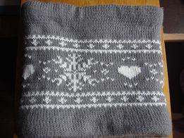 Снуд или шарф-хомут